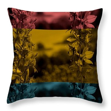 All Apologies Throw Pillow by Holley Jacobs