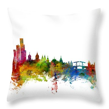 Amsterdam Throw Pillows