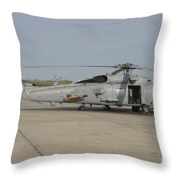 Rota Throw Pillows
