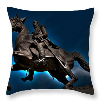 Andrew Jackson Throw Pillow
