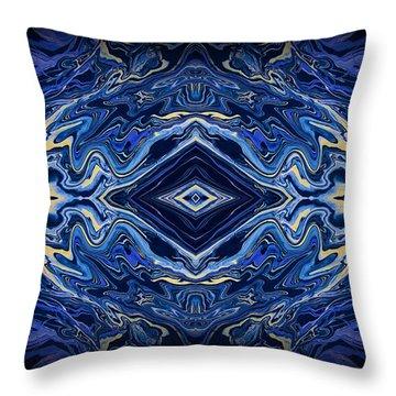 Art Series 3 Throw Pillow by J D Owen