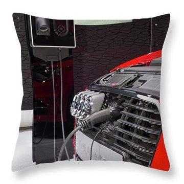 Tron Throw Pillows