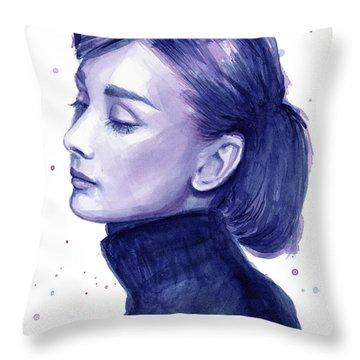 Actor Throw Pillows
