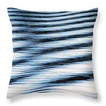 Throw Pillow featuring the photograph Awakening by Ramona Johnston