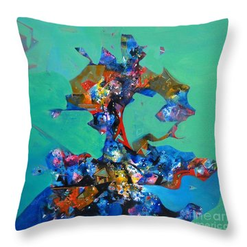 Beauty Of Nature Sold Out Throw Pillow