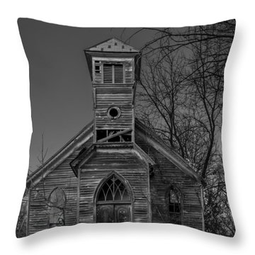 Better Days Throw Pillow