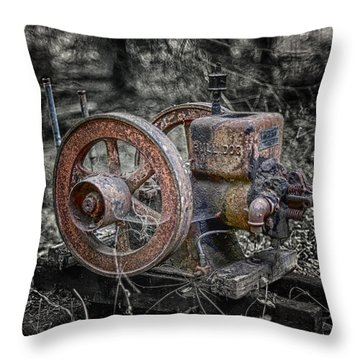 1 Throw Pillow by Betty Depee