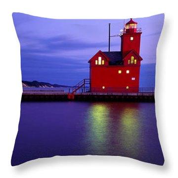 Holland Mi Throw Pillows