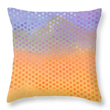 Camelback Throw Pillow
