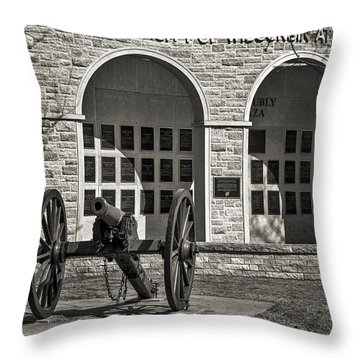 Camp Randall - Madison Throw Pillow