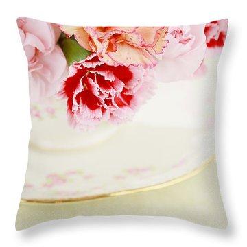 Tea Cup Throw Pillows
