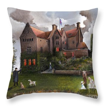 Chartwell Throw Pillow