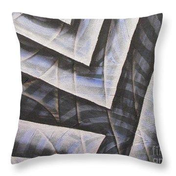 Clipart 007 Throw Pillow by Luke Galutia