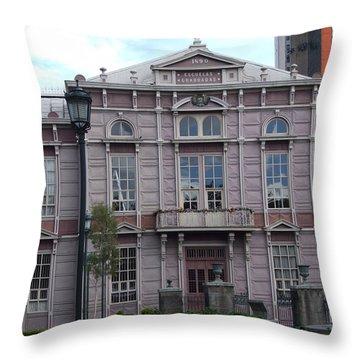 CR  Throw Pillow