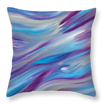 Cy Lantyca 2 Throw Pillow