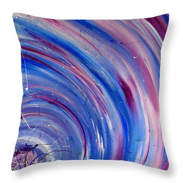 Cy Lantyca 3 Throw Pillow