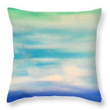 Cy Lantyca 6 Throw Pillow