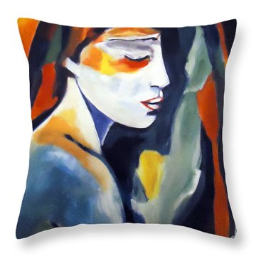 Devotional Journey Throw Pillow