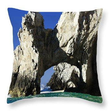 El Arco Throw Pillow
