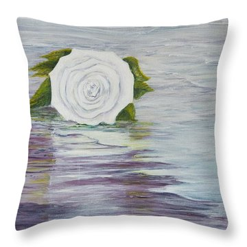 Ellen Of Yorkshire Throw Pillow