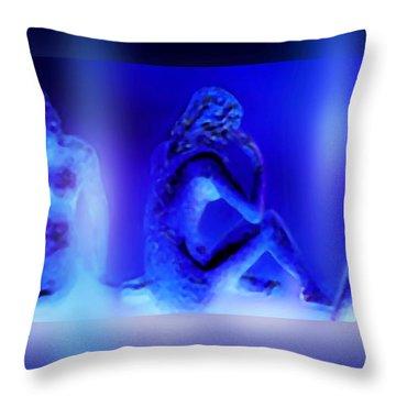 Elusive  Dream Throw Pillow
