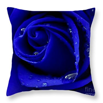 Eternally Yours II Throw Pillow