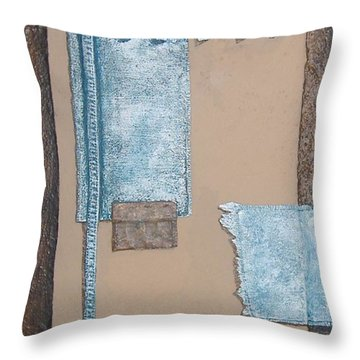 Fading Dreams Throw Pillow by Steve  Hester