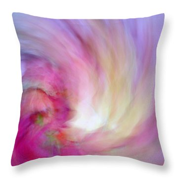 Autumn Foliage 5 Throw Pillow