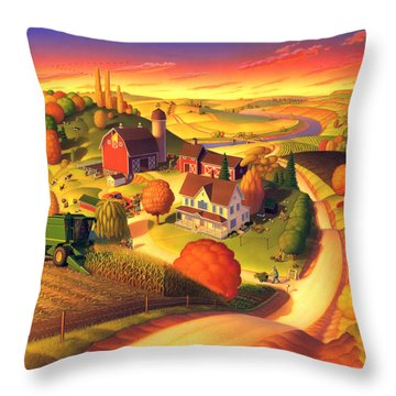 Seasonal Throw Pillows