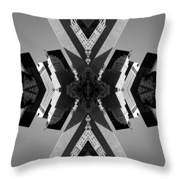 5th Ave Throw Pillow