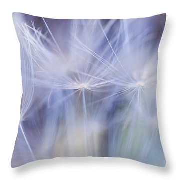Fluffy Throw Pillow