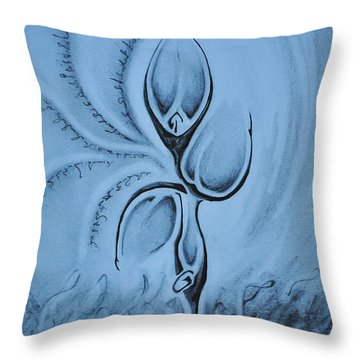 For All To See Throw Pillow
