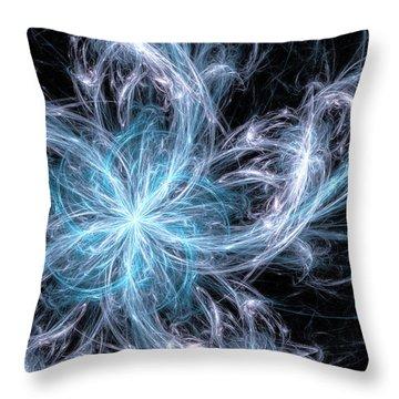 Frozen Throw Pillow