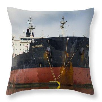 Fsl Hamburg Throw Pillow