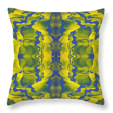 Generations 2 Throw Pillow by J D Owen