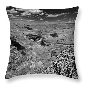 Grand Canyon Throw Pillow by RicardMN Photography
