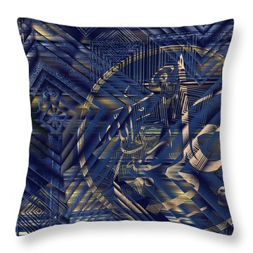 Hagia Sophia Throw Pillow by Ayhan Altun