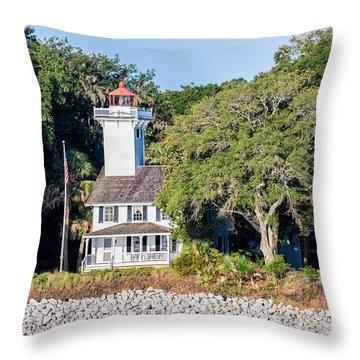 Daufuskie Island Throw Pillows