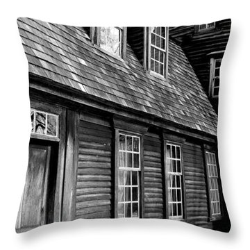 Hartwell Tavern 4 Throw Pillow