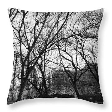 Henley Street Throw Pillow