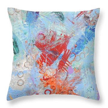 Hi-de-ho Throw Pillow