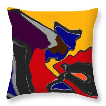 Home Is Where The Heart Is Throw Pillow by RjFxx at beautifullart com