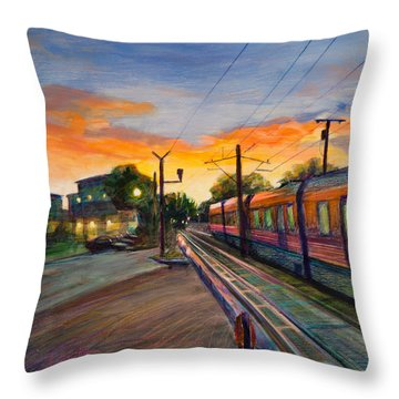Hope Crossing Throw Pillow