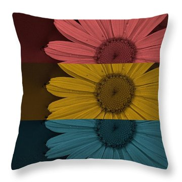 Throw Pillow featuring the digital art How Soon Is Now by Holley Jacobs