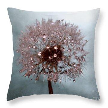 I Promise Throw Pillow by Krissy Katsimbras