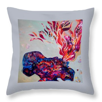 Inner Light Sold Out Throw Pillow
