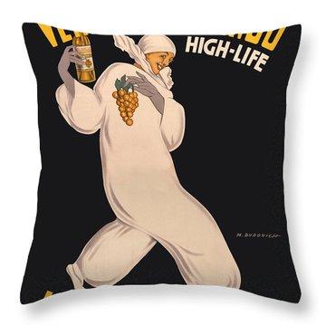 Isolabella Throw Pillow by Gary Grayson