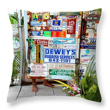 Keep'n Cool Throw Pillow