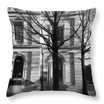 Knoxville Throw Pillow