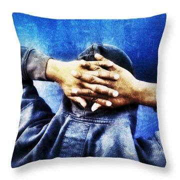 Legacy Throw Pillow